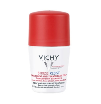 Vichy Linea Deo Stress Resist Deodorante Anti-Traspirante Intensivo Roll-on 50ml