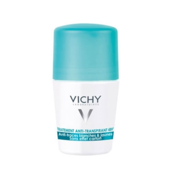 Vichy Linea Deo Anti-Traspirante Deodorante Anti-Traccia Roll-on 50 ml