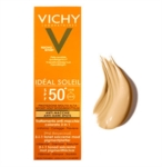 Vichy Linea Ideal Soleil SPF50 Crema Colorata Anti Macchie 3 in 1 50 ml