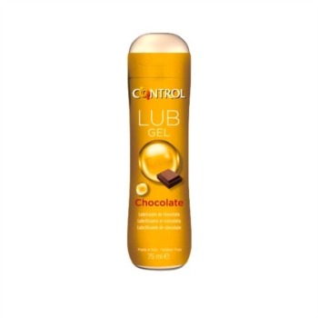 Control Linea Piacere in Coppia Gel Lub Lubrificante Chocolate 75 ml