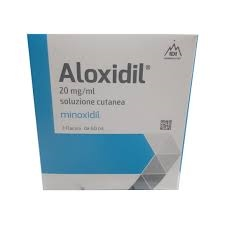Aloxidil Soluz 3Fl 60Ml20mg/Ml