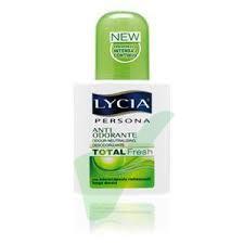 Lycia Antiodorante Total Fresh 75 ml