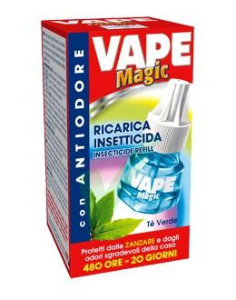 Vape Linea Insetti Volanti Insetto-Repellente Ricarica Liquida Insetticida 480h