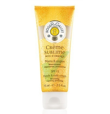 Roger&Gallet Linea Bois D'Orange Tonificante Creme Sublime Crema Mani 30 ml