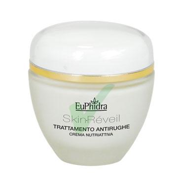 EuPhidra Linea Skin Reveil Crema Nutriattiva Antirughe Pelli Secche Sensib 40 ml