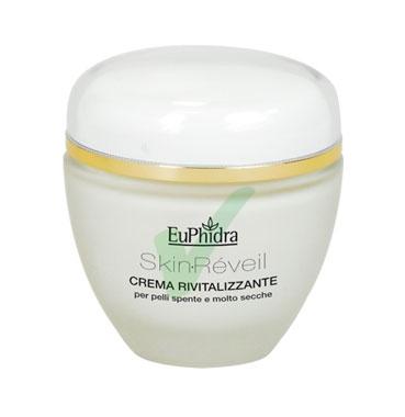 EuPhidra Linea Skin Reveil Crema Rivitalizzante Pelli Spente Molto Secche 40 ml