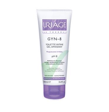 Uriage Linea Igiene Intima Gyn-8 Gel Intimo Gel Lenitivo Rinfrescante 100 ml