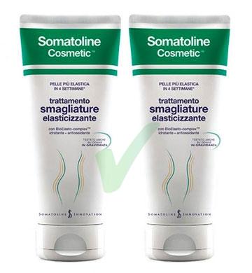 Somatoline Cosmetic Trattamento Smagliature Elasticizzante Bipack 2x200 ml