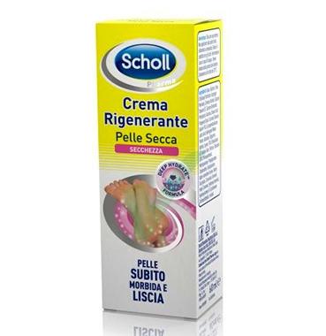 Dr. Scholl Linea Secchezza Specifica Trattamento Rigenerante Pelle Secca 50 ml