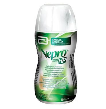 Abbott Linea Nutrizione Domiciliare Nepro HP Prebiotici 220 ml Gusto Vaniglia