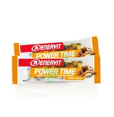 Enervit Sport Linea Energia Power Time 1 Barretta Energetica Frutta Secca