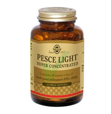 Solgar Linea Colesterolo Trigliceridi Pesce Light Super Concentrato 30 Perle
