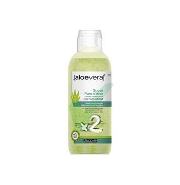 Zuccari Linea aloevera2 Aloe Vera Puro Succo Doppia Concentrazione 1000 ml