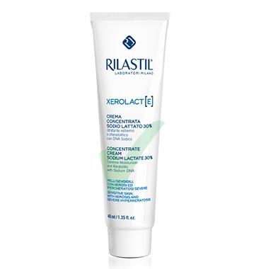 Rilastil Linea Xerolact Pelle Xerotica Crema Nutriente Sodio Lattato 40 ml