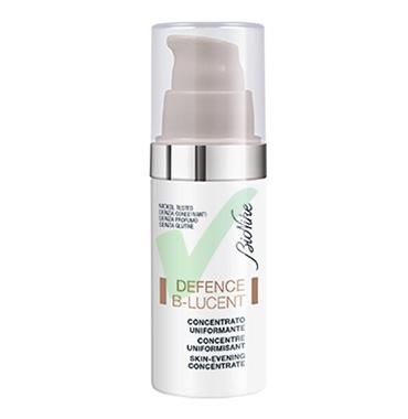 BioNike Linea Defence B-Lucent Anti-Macchia Concentrato Uniformante 30 ml