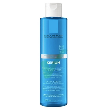 La Roche Posay Linea Kerium Doux Extreme Shampoo Gel Fisiologico 200 ml