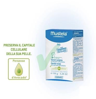 Mustela Linea Idratazione Delicata Cold Cream Nutriente Protettiva Sapone 150 g