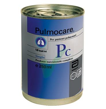 Abbott Linea Nutrizione Domiciliare Pulmocare Integrazione 250 ml Vaniglia