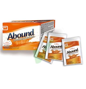 Abbott Linea Nutrizione Domiciliare Abound Miscela Proteica Arancia 30 Buste