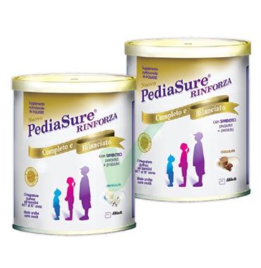 Abbott Linea Nutrizione Domiciliare PediaSure Rinforza 400 ml Polvere Vaniglia