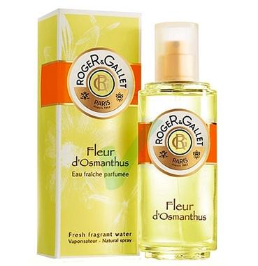 Roger&Gallet Linea Fleur d'Osmanthus Euforizzante Acqua Leggera Profumata 30 ml