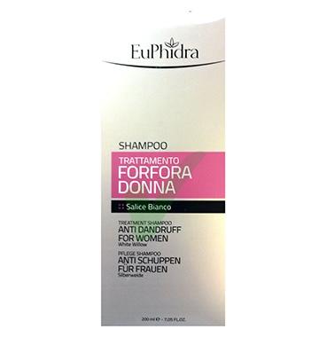 EuPhidra Linea Capelli Trattamento Forfora Donna Shampoo Nutriente 200 ml