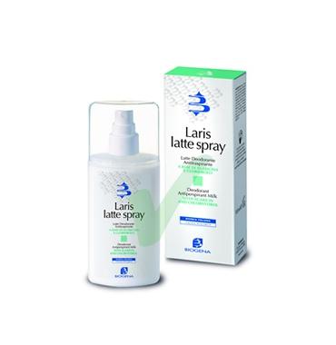 Biogena Linea Deodorazione e Ipersudorazione Laris Spray Antitraspirante 100 ml