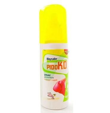 Bioscalin Linea Anti-Pediculosi Neo PidoK.O. Spray Preventivo Pidocchi 100 ml