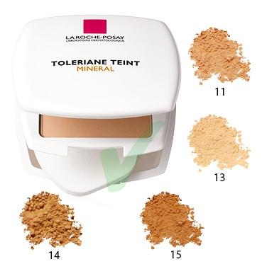 La Roche Posay Linea Toleriane Teint Mineral Fondotinta Compatto Polvere 11