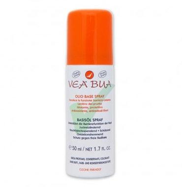VEA Linea Pelli Sensibili BUA Olio Base Spray Lenitivo Protettivo Idratante 50ml