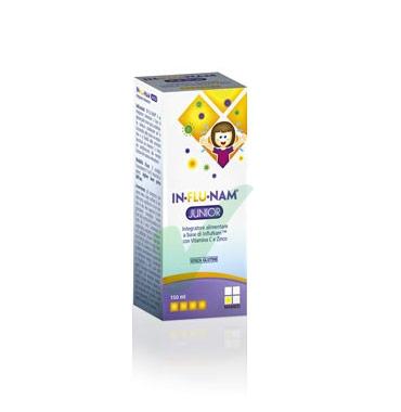 Named Linea Difese Immunitarie Influnam Bambini Integratore Alimentare 150 ml