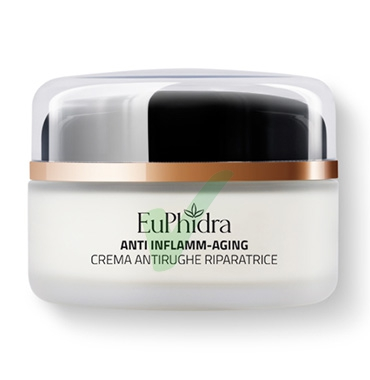EuPhidra Linea Filler Suprema Anti Inflamm-Aging Crema Antirughe Viso 40 ml