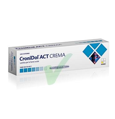 Named Linea Articolazioni Sane CroniDol Act Crema Dolori Articolari 50 ml