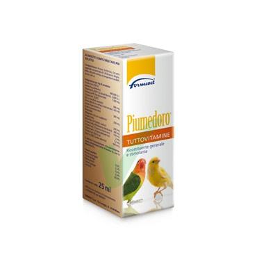Formevet Linea Volatili Piumedoro Tuttovitamine Correttore Dieta 25 ml