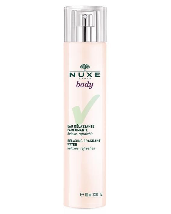 Nuxe Linea Body Eau Delassante Parfumante Acqua Profumata Corpo Donna 100 ml