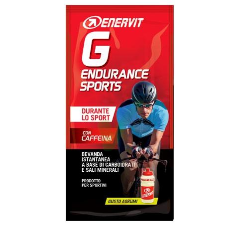 Enervit Sport Linea Durante lo Sport G Endurance Sport Bevanda istantanea 420 g