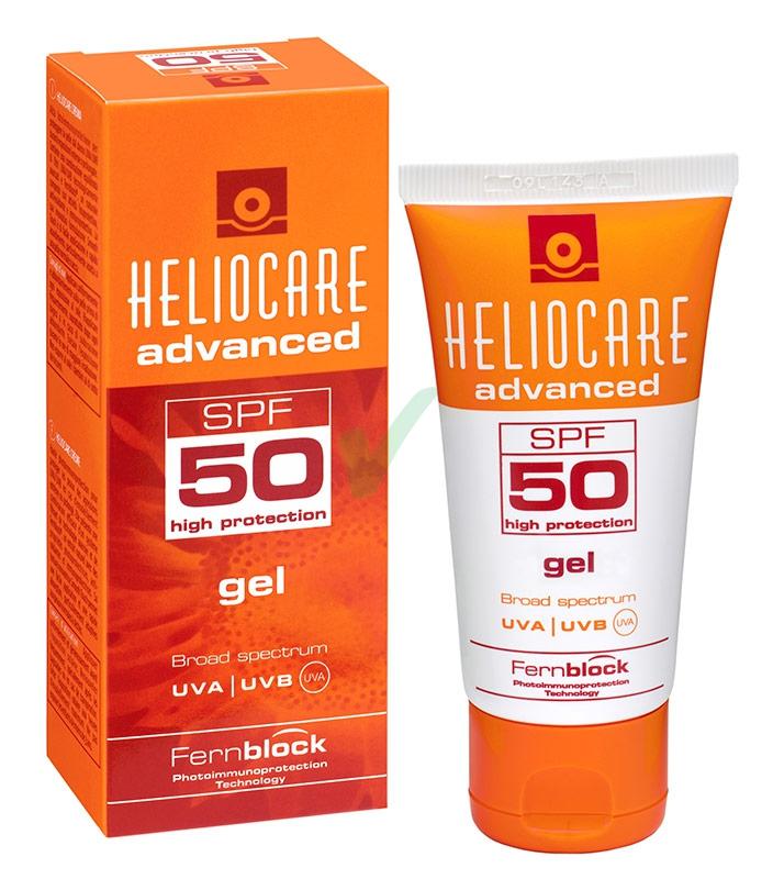 Heliocare Linea Fotoprotezione Avanzata SPF50 Protezione Alta UVA/UVB Gel 200 ml