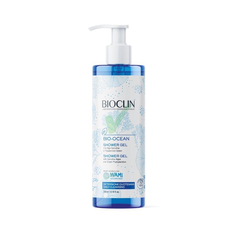 Bioclin Linea Corpo Bio Ocean Body Lotion Shower Gel Profumo Rinfrescante 390 ml