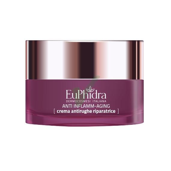 EuPhidra Linea Filler Suprema 10.000 Crema Anti-rughe Riparatrice Anti-Età 50 ml