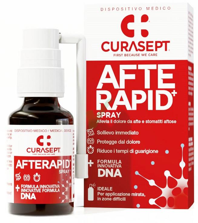 Curasept Spray Afte Rapid 15ml.